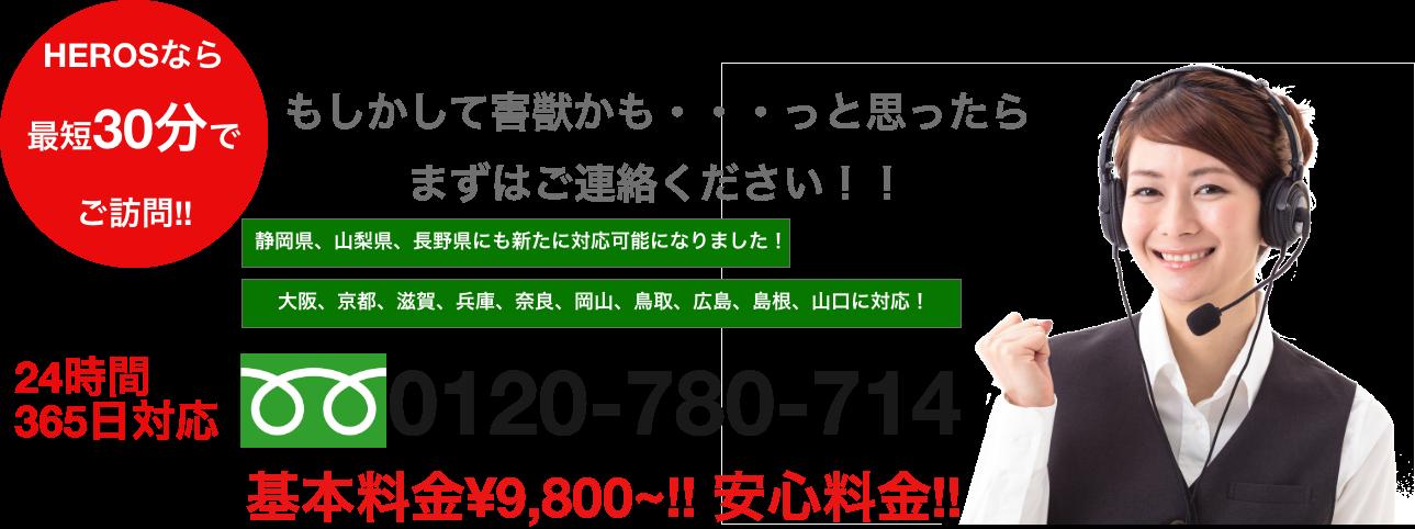 大阪府枚方市での電話番号